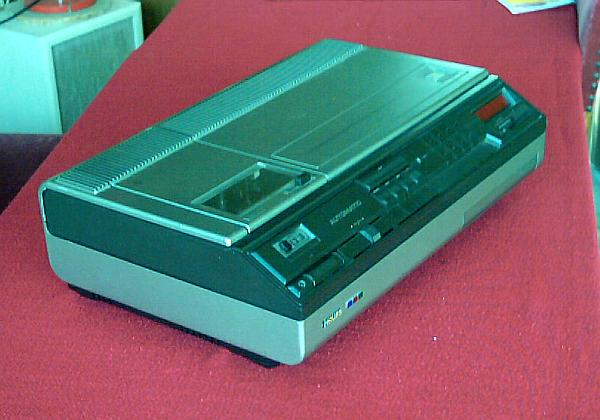 Philips N177 VCR Longplay